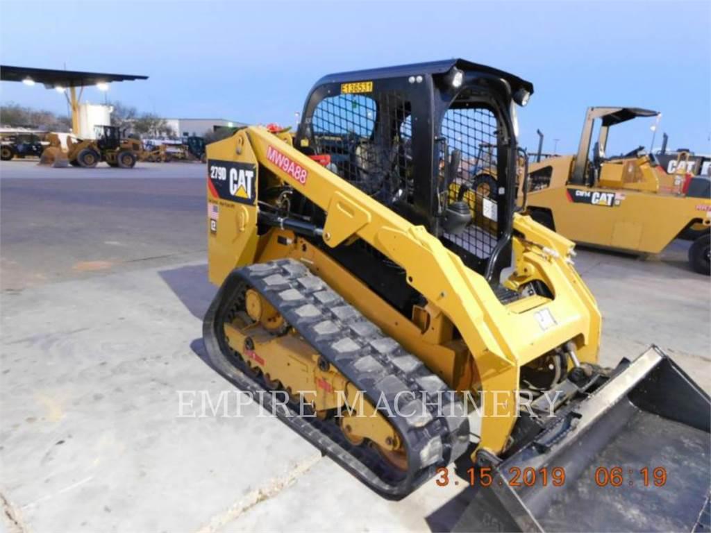 Caterpillar 279D, Skid Steer Loaders, Construction