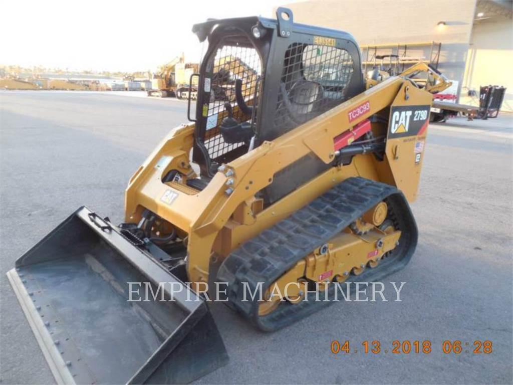 Caterpillar 279D, Kompaktlader, Bau-Und Bergbauausrüstung