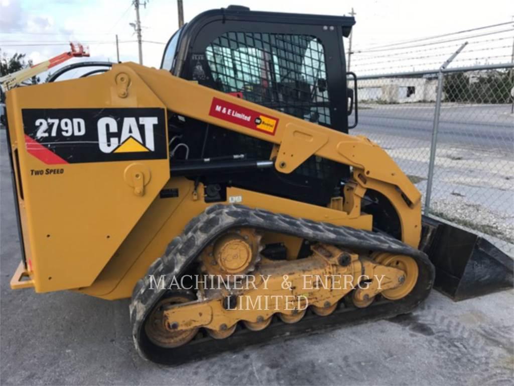 Caterpillar 279D LRC, Skid Steer Loaders, Construction