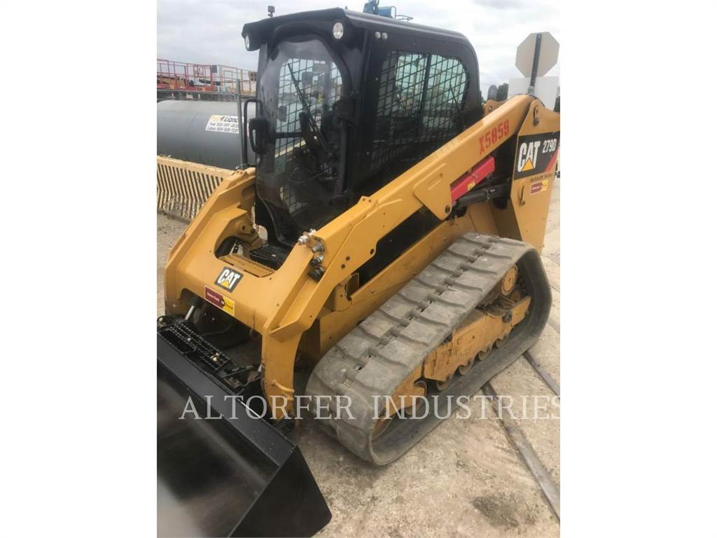 Caterpillar 279D XPS, Kompaktlader, Bau-Und Bergbauausrüstung