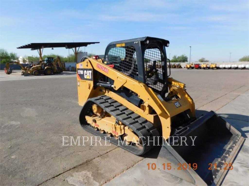 Caterpillar 279D XPS, Chargeuse compacte, Équipement De Construction