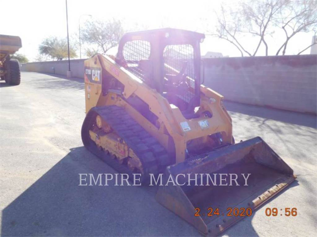 Caterpillar 279D XPS, Skid Steer Loaders, Construction