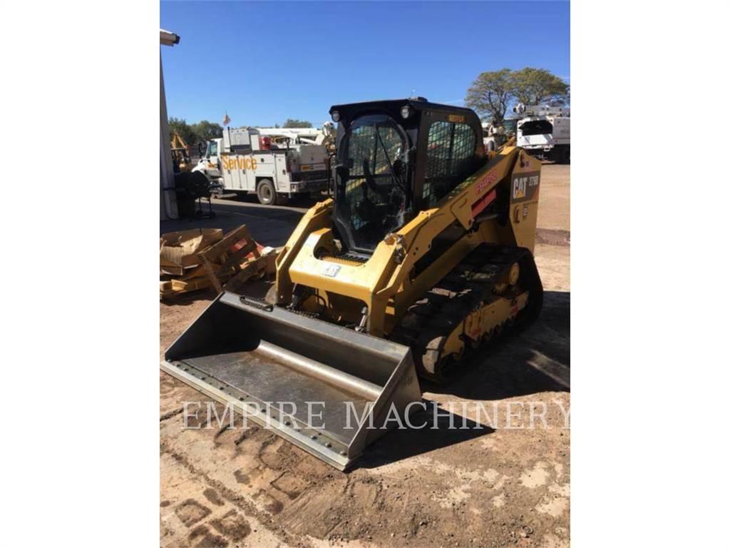 Caterpillar 279D XPSCA, Carregadoras de direcção deslizante, Equipamentos Construção
