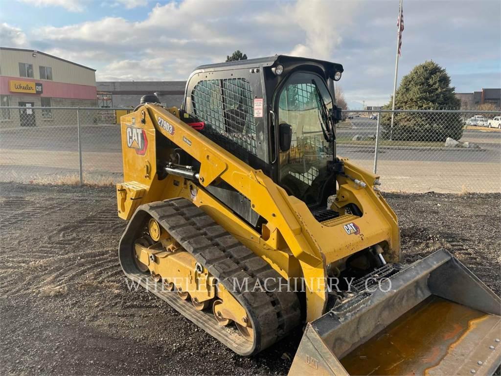 Caterpillar 279D3 C3H2, Skid Steer Loaders, Construction