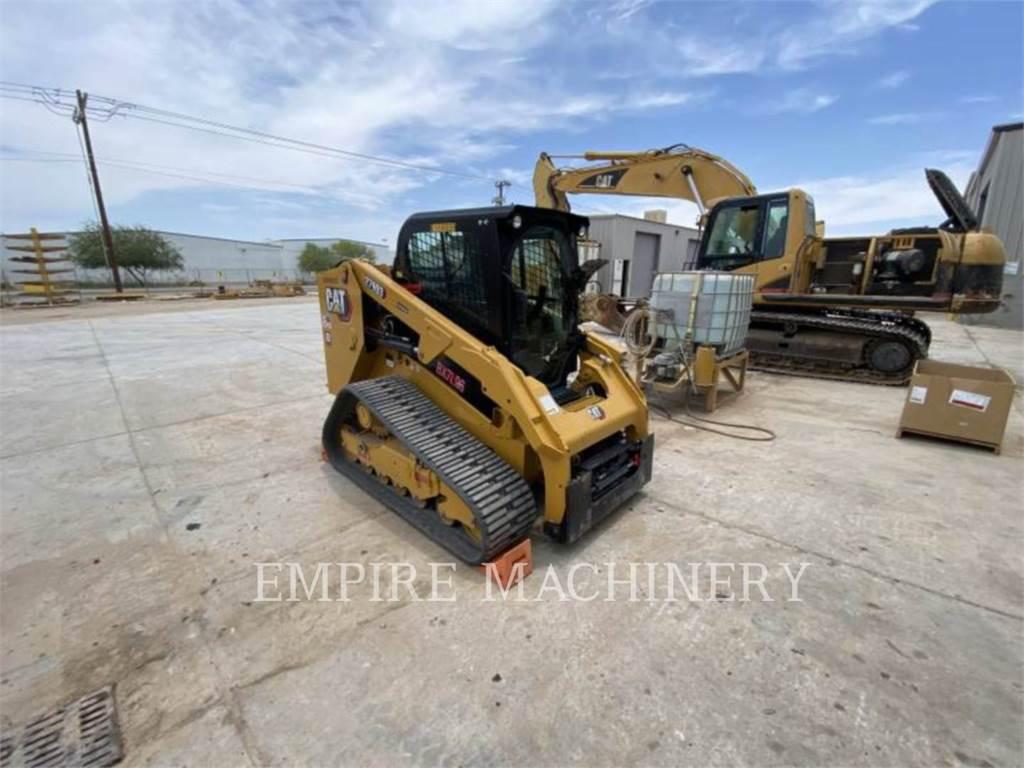 Caterpillar 279D3 CA, Skid Steer Loaders, Construction