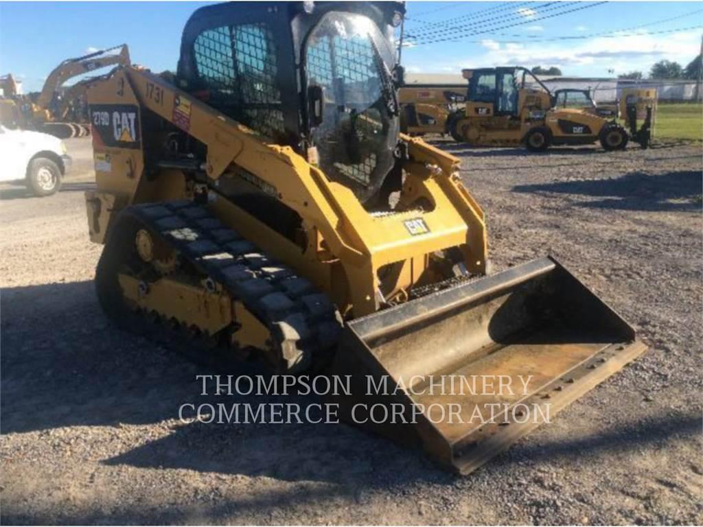 Caterpillar 279DHF, Kompaktlader, Bau-Und Bergbauausrüstung