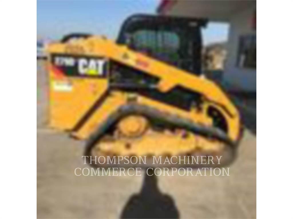 Caterpillar 279DHF, Minicargadoras, Construcción