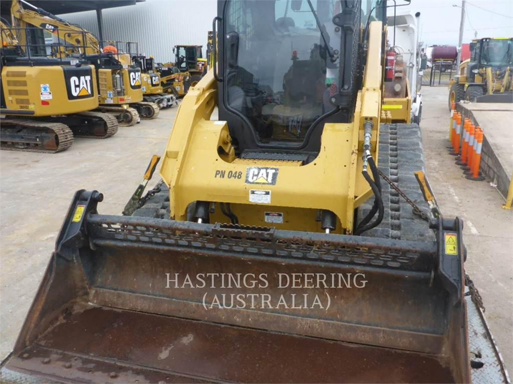 Caterpillar 279DLRC, Chargeuse compacte, Équipement De Construction