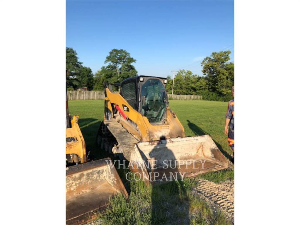 Caterpillar 287C, Skid Steer Loaders, Construction