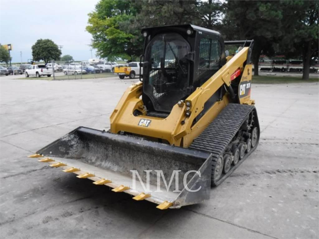 Caterpillar 287D, Chargeuse compacte, Équipement De Construction