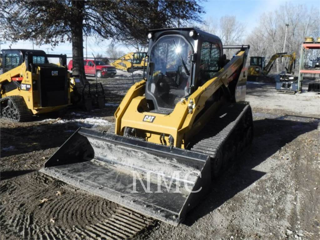 Caterpillar 287D, Skid Steer Loaders, Construction