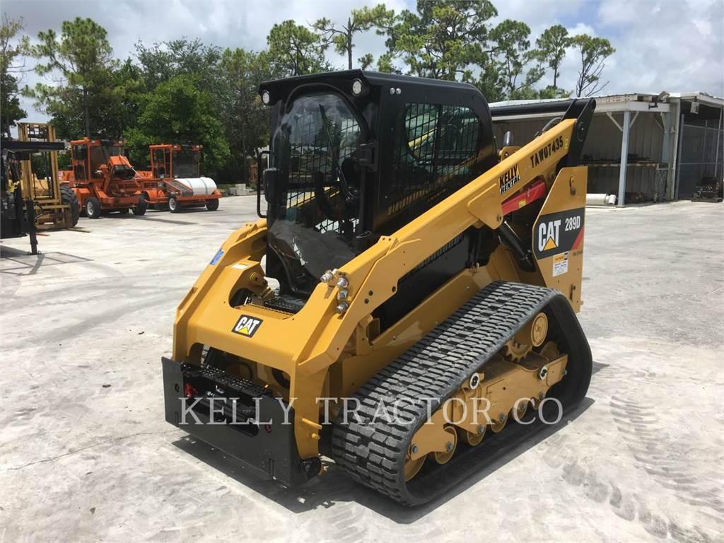 Caterpillar 289 D, Kompaktlader, Bau-Und Bergbauausrüstung