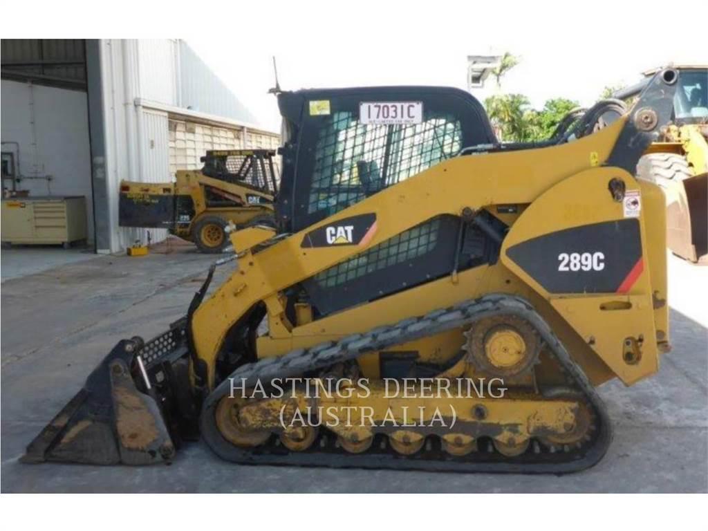 Caterpillar 289C, Kompaktlader, Bau-Und Bergbauausrüstung