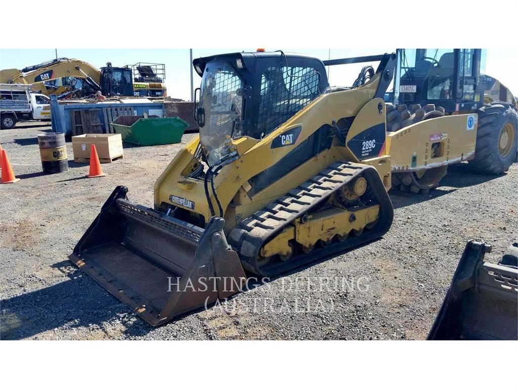Caterpillar 289C, Skid Steer Loaders, Construction