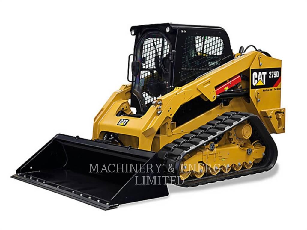 Caterpillar 289C2, Mini ładowarki, Sprzęt budowlany
