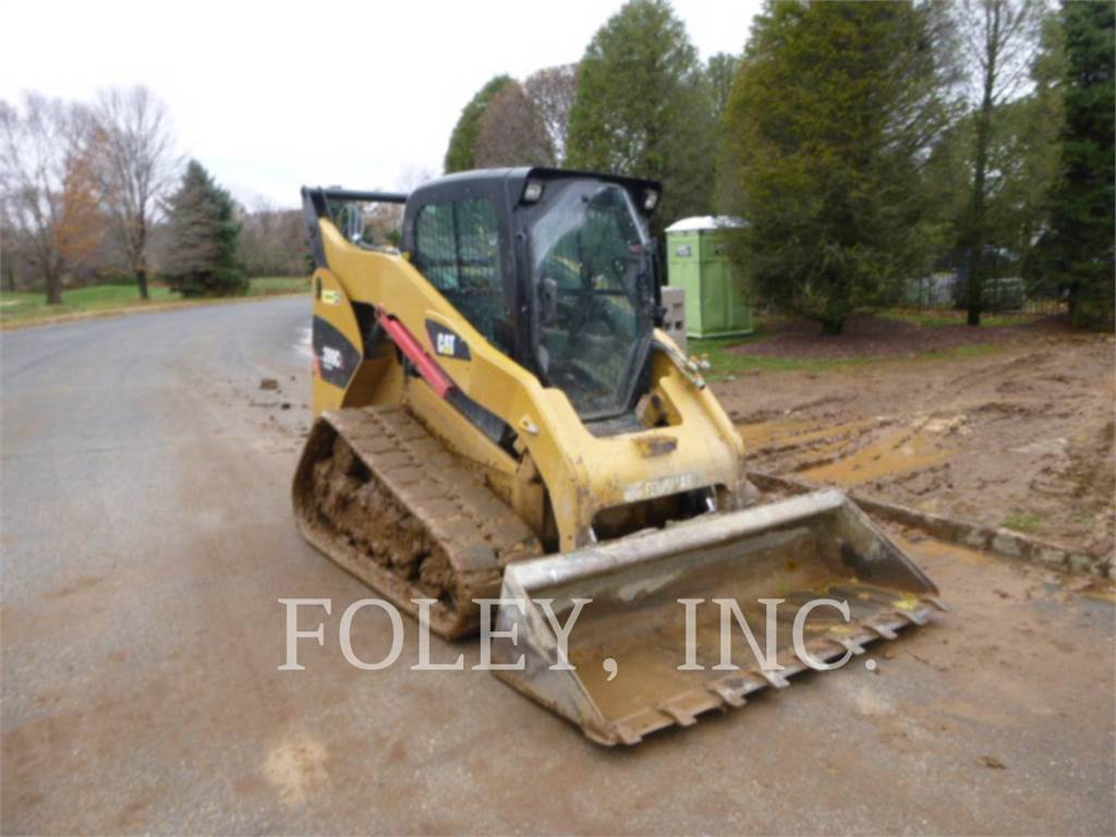 Caterpillar 289C2, Skid Steer Loaders, Construction