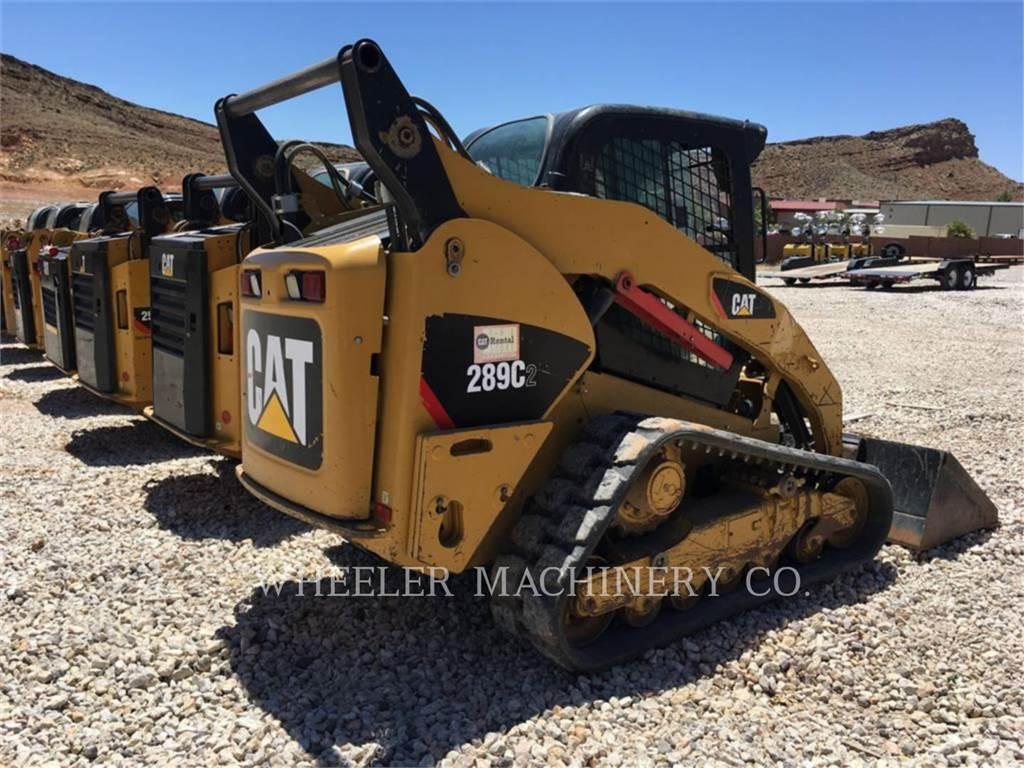 Caterpillar 289C2 C3T2, Chargeuse compacte, Équipement De Construction
