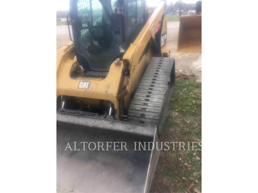 Caterpillar 289D B, Skid Steer Loaders, Construction