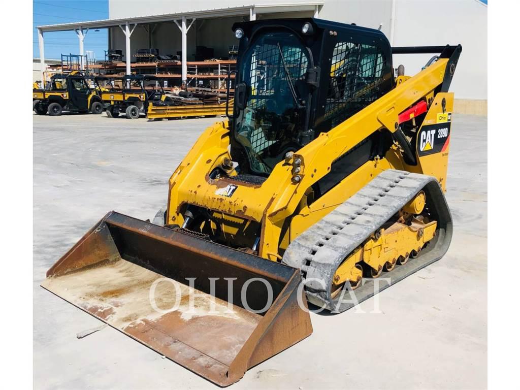 Caterpillar 289D C3, Chargeuse compacte, Équipement De Construction