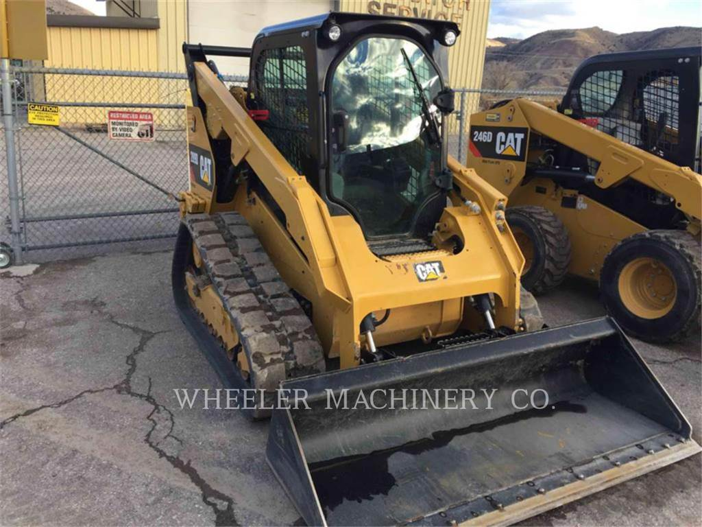 Caterpillar 289D C3-H2, Skid Steer Loaders, Construction