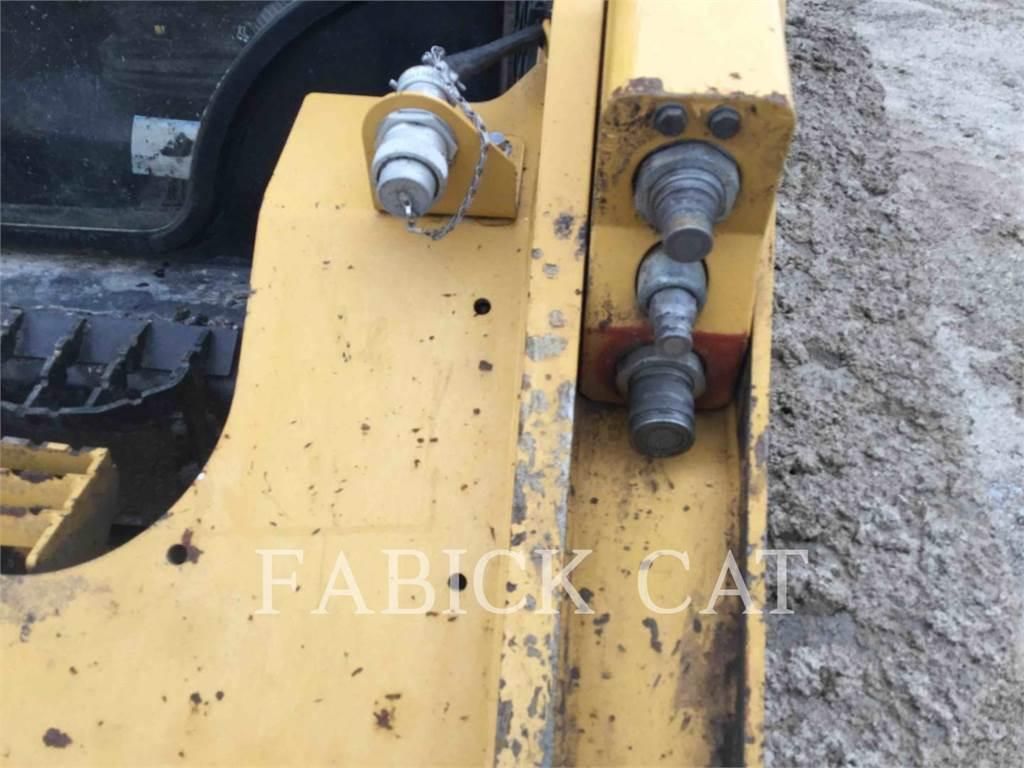 Caterpillar 289D C3H3, Skid Steer Loaders, Construction
