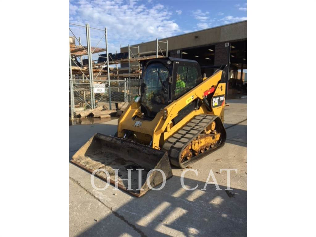 Caterpillar 289D XPS, Skid Steer Loaders, Construction