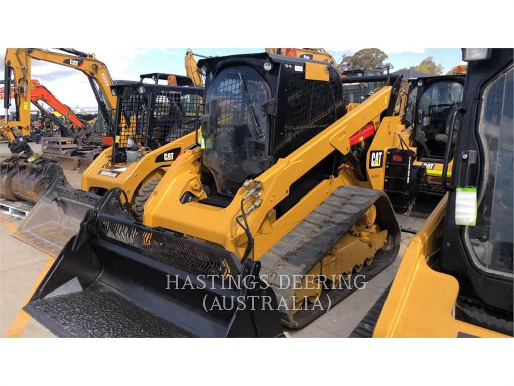 Caterpillar 289DLRC, Chargeuse compacte, Équipement De Construction