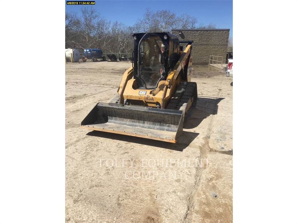 Caterpillar 289DSTD2C, Skid Steer Loaders, Construction