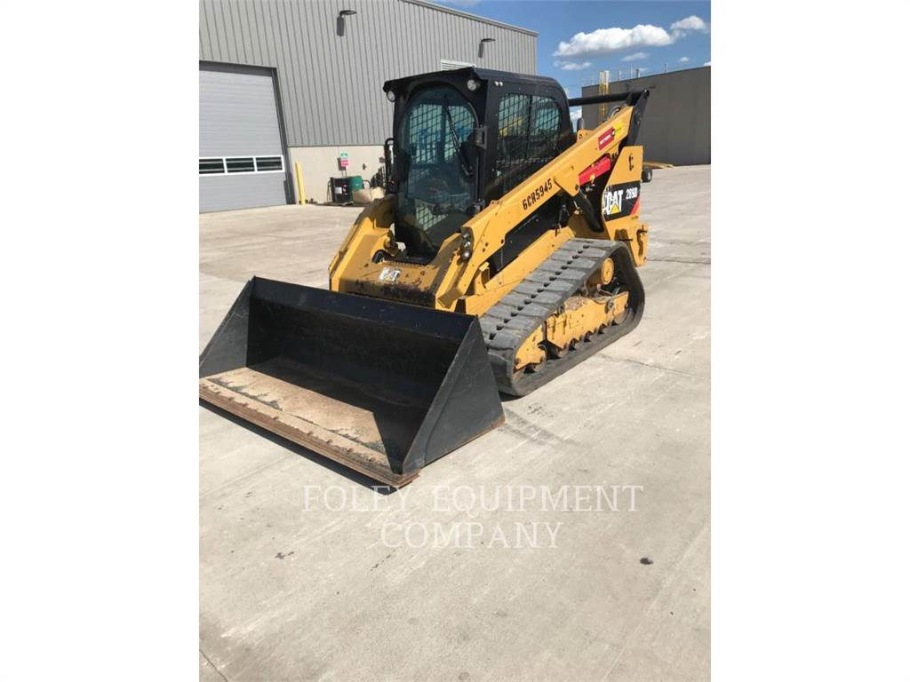 Caterpillar 289DSTD2CA, Skid Steer Loaders, Construction