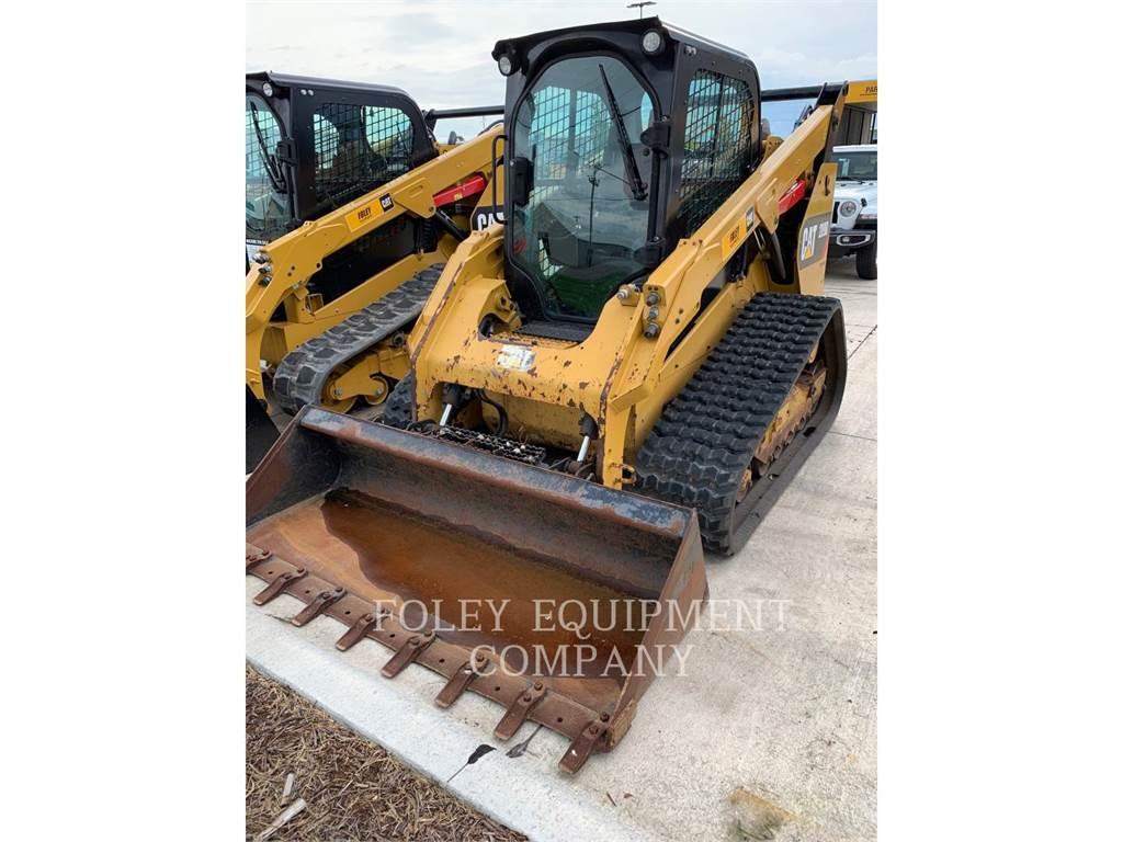 Caterpillar 289DSTD2CA, Skid Steer Loaders, Construction