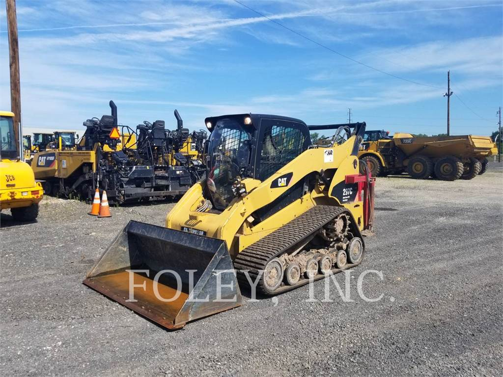 Caterpillar 297C, Skid Steer Loaders, Construction