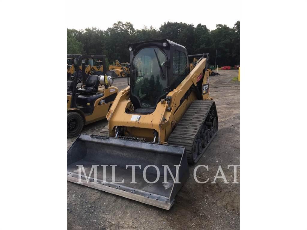 Caterpillar 297D2 XHP, Skid Steer Loaders, Construction