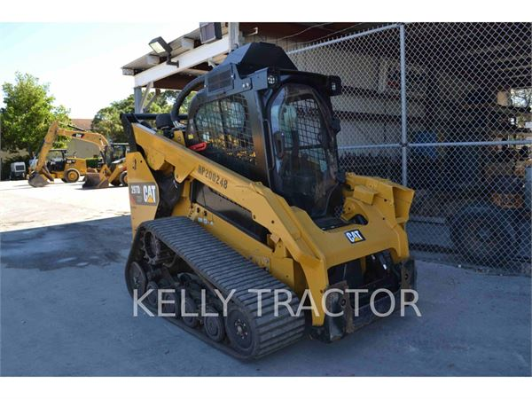 Caterpillar 297D2XHP, Skid Steer Loaders, Construction
