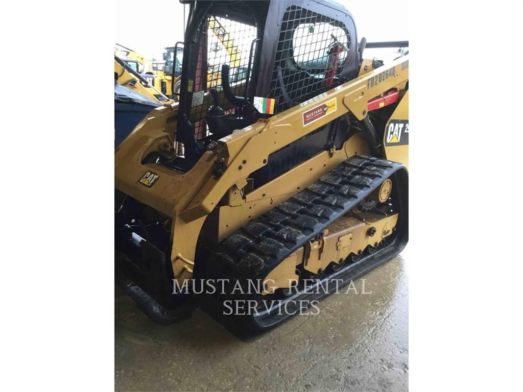 Caterpillar 299, chargeurs sur chaines, Équipement De Construction