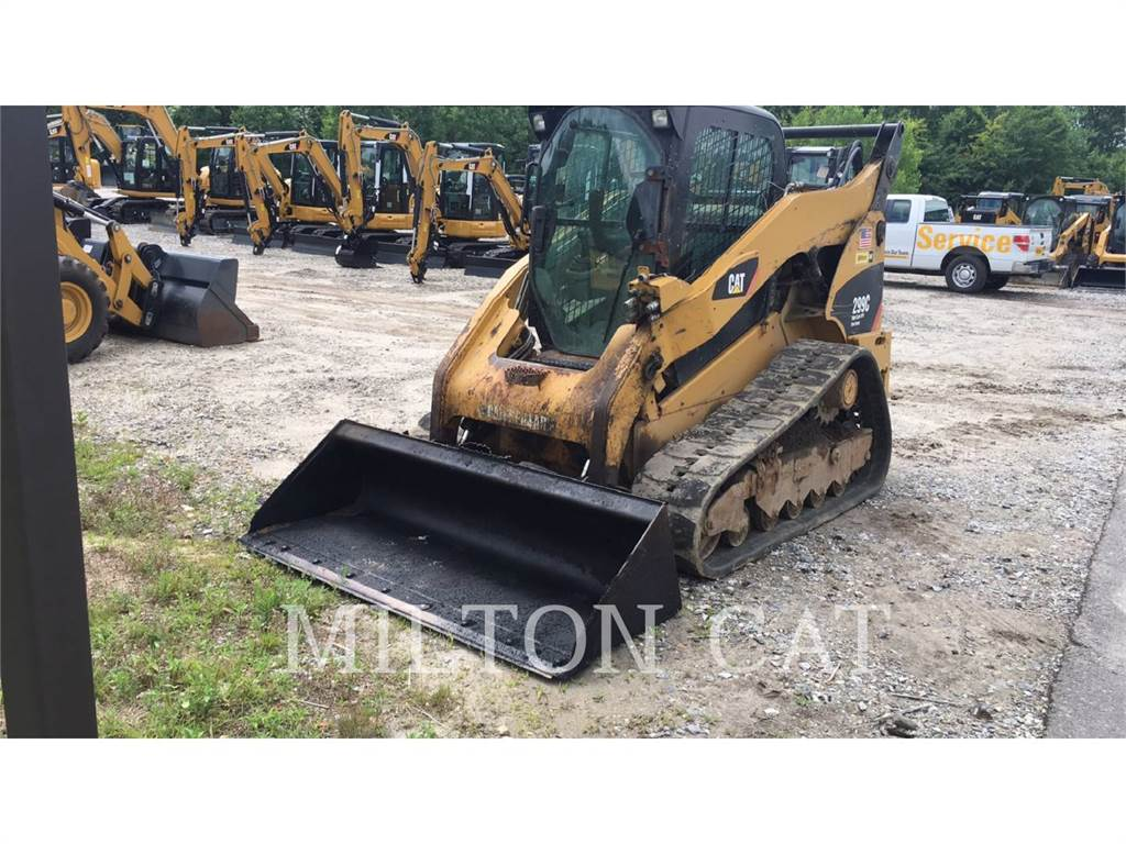 Caterpillar 299C, Kompaktlader, Bau-Und Bergbauausrüstung