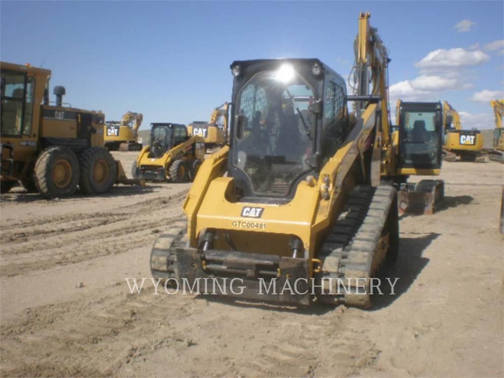 Caterpillar 299D、滑移装载机、建筑设备
