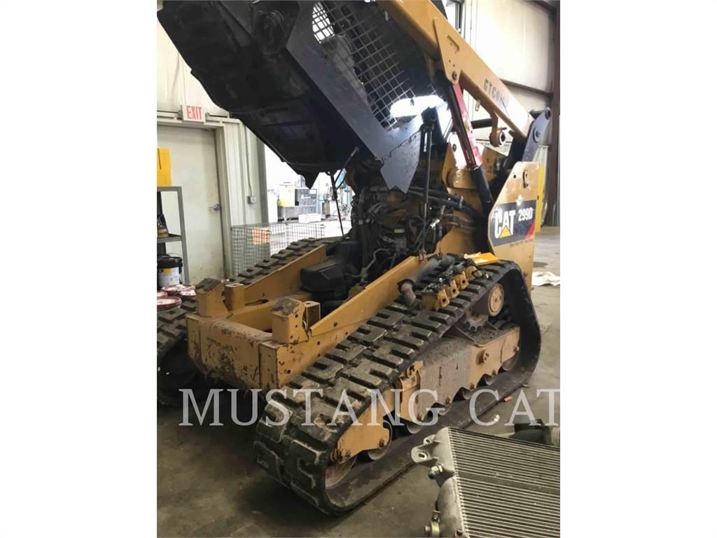 Caterpillar 299D OR HF, Kompaktlader, Bau-Und Bergbauausrüstung