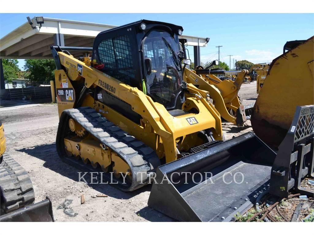 Caterpillar 299D2, Skid Steer Loaders, Construction