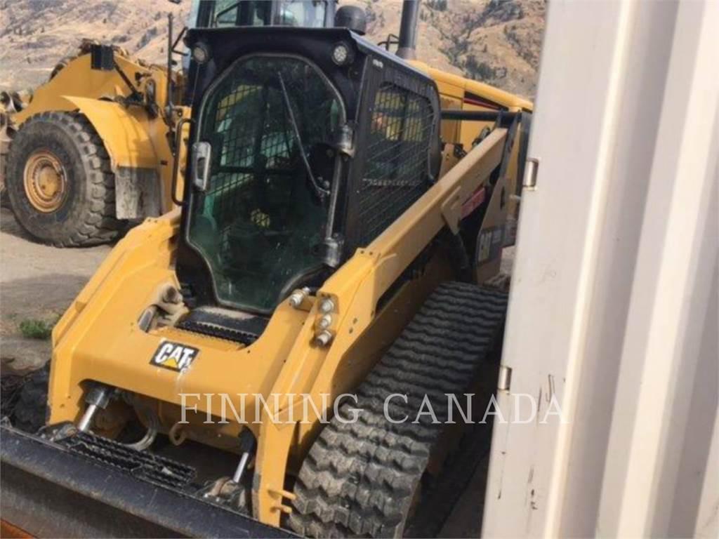 Caterpillar 299D2, Chargeuse compacte, Équipement De Construction