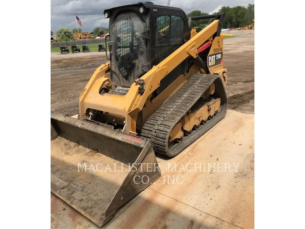 Caterpillar 299D2, Прочее оборудование для стройки, Строительное