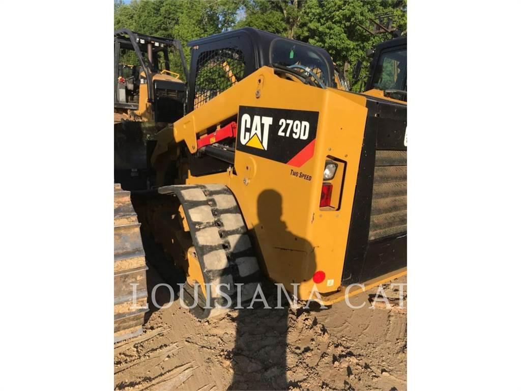 Caterpillar 299D2 XHP, Mini Pale Gommate, Attrezzature Da Costruzione