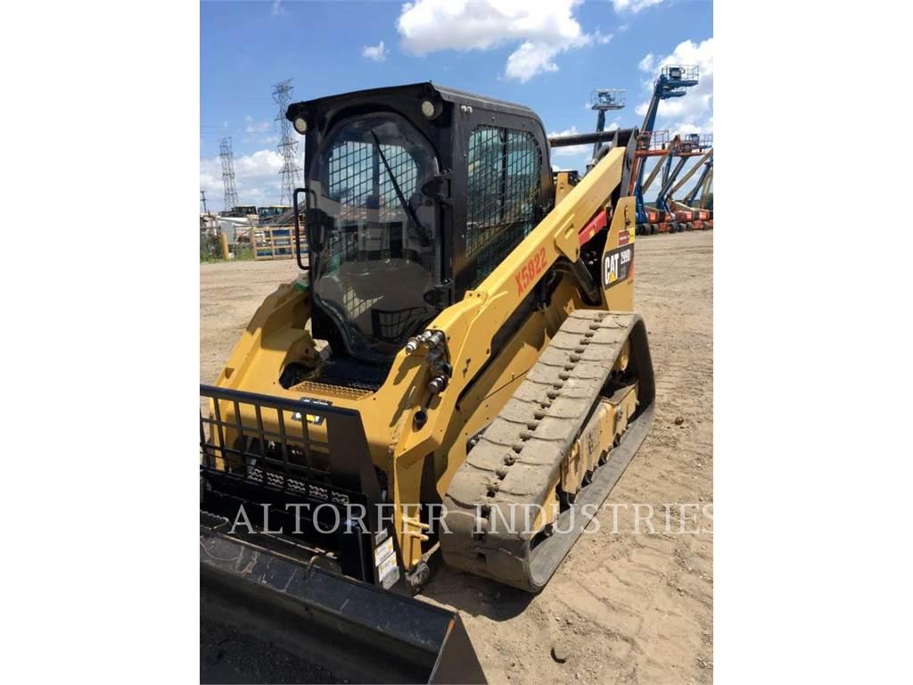 Caterpillar 299D2 XHP, Minicargadoras, Construcción