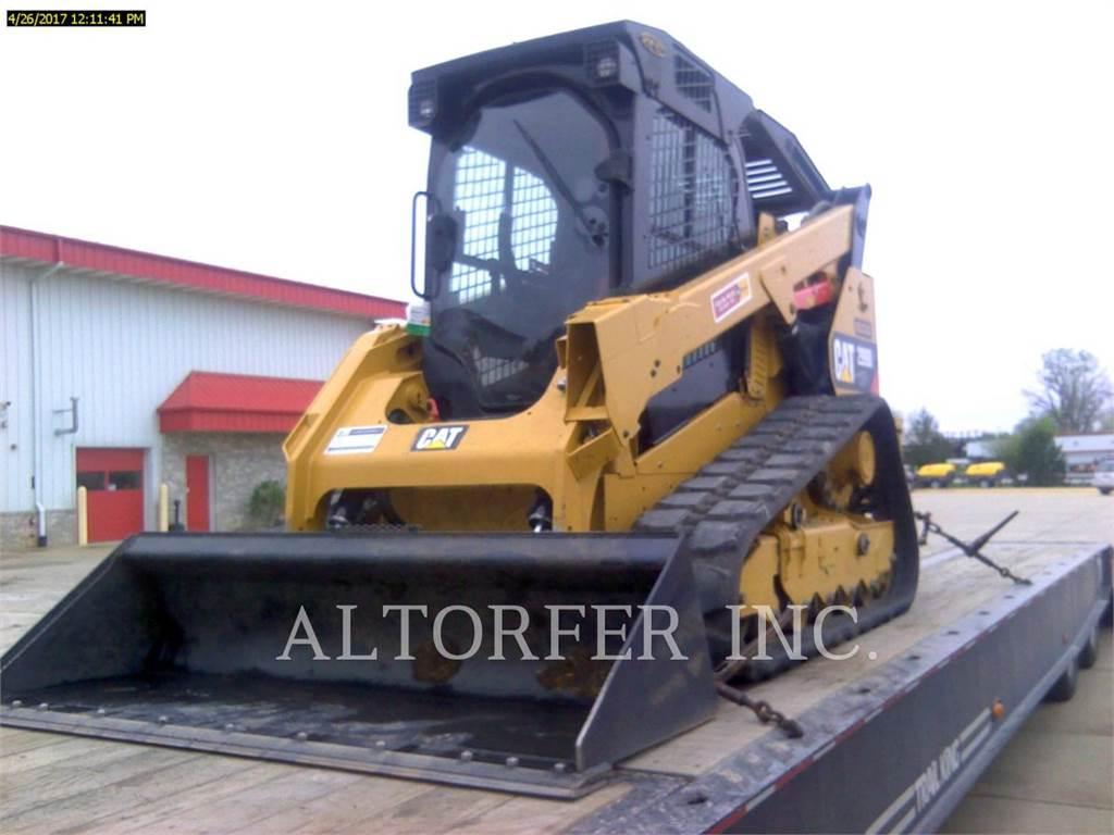 Caterpillar 299D2XHP, Kompaktlader, Bau-Und Bergbauausrüstung