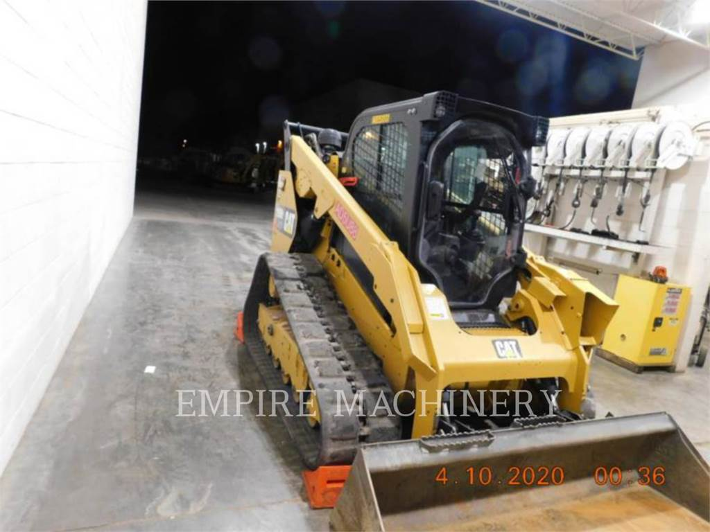 Caterpillar 299D2XHPCA, Carregadoras de direcção deslizante, Equipamentos Construção