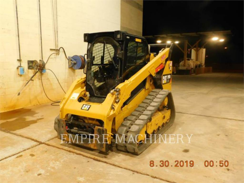 Caterpillar 299D2XHPCA, Minicargadoras, Construcción