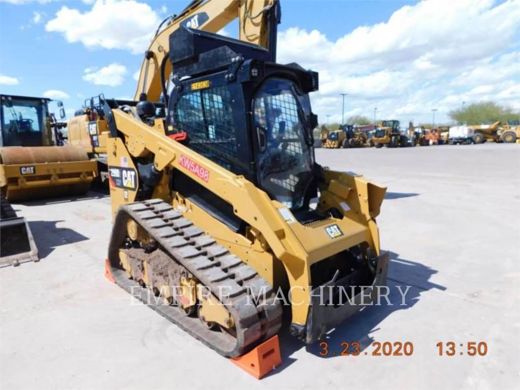 Caterpillar 299D2XHPCA, Chargeuse compacte, Équipement De Construction