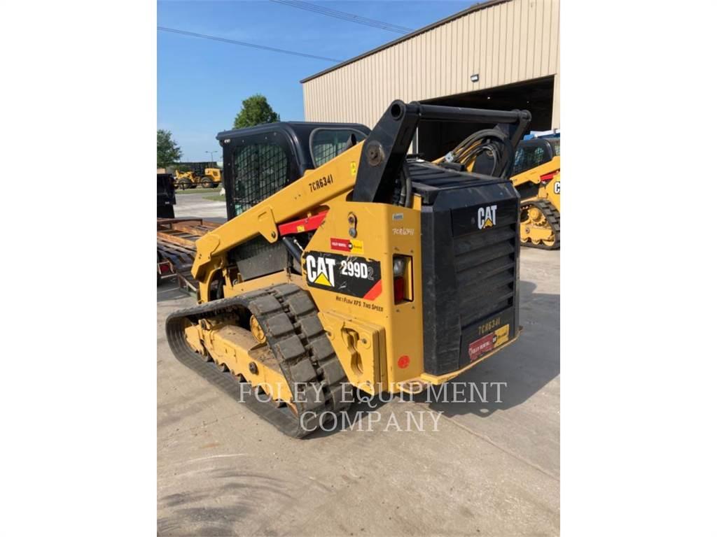 Caterpillar 299D2XPS2C, Skid Steer Loaders, Construction