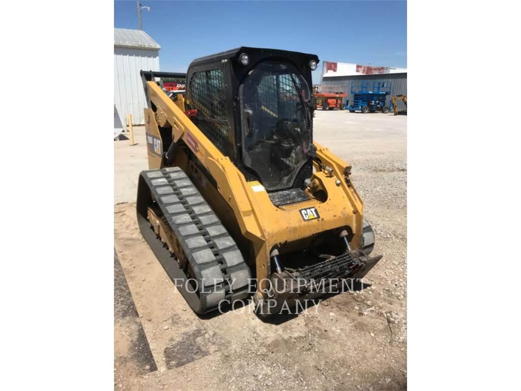 Caterpillar 299D2XPS2C、スキッドステアローダー、建設