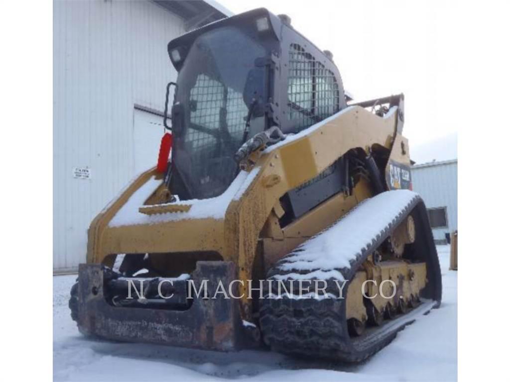 Caterpillar 299DXHP, Skid Steer Loaders, Construction