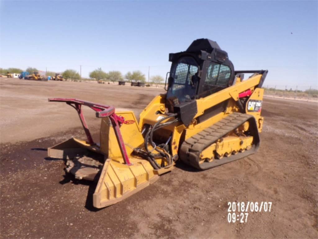 Caterpillar 299DXHP, Chargeuse compacte, Équipement De Construction